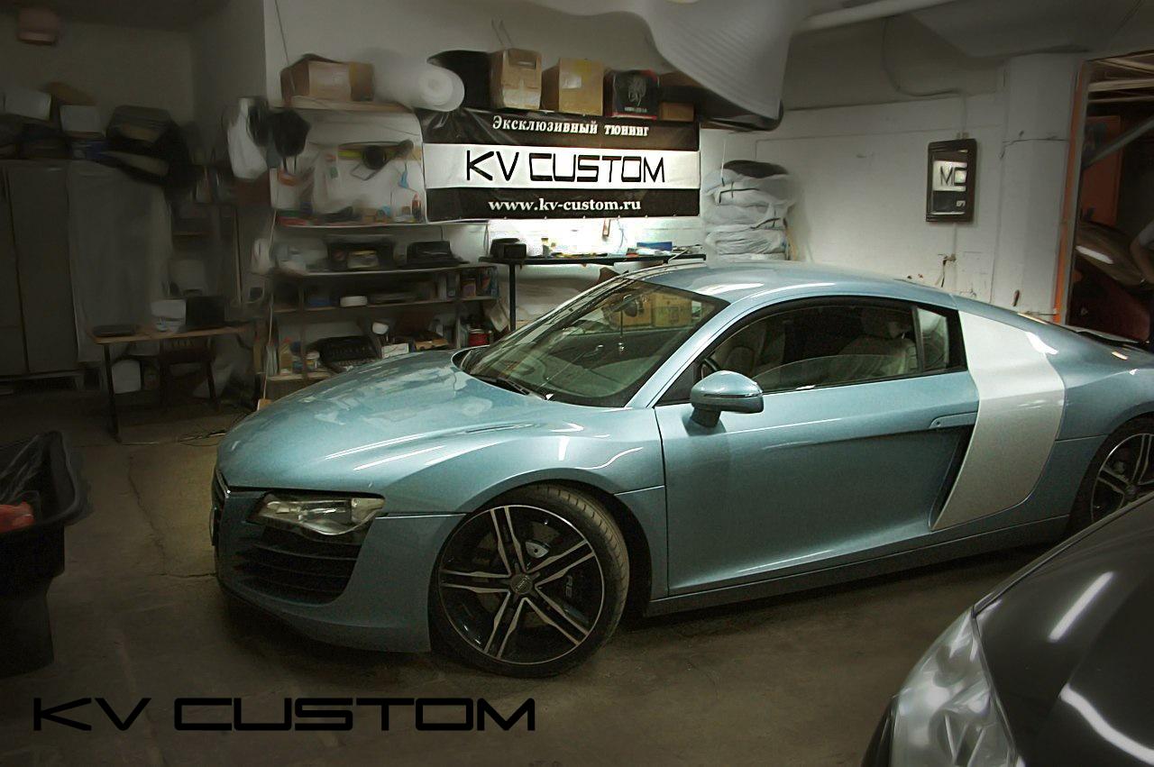 Тюнинг Audi R8