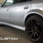 Накладки на арки Subaru Legacy B4