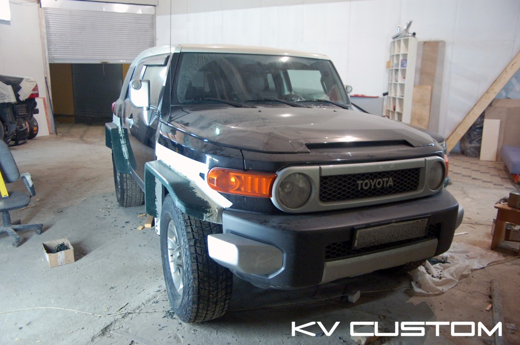 Toyota FJ Cruer
