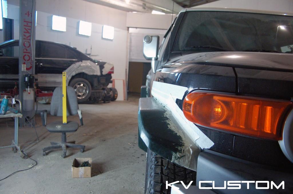 Toyota FJ Cruer 2