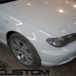 Локальная покраска BMW 330 E46