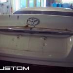 Локальный кузовной ремонт Toyota Camry