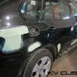 Лолкальный кузовной ремонт BMW X5_2