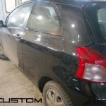Локальный кузовной ремонт Toyota Yaris
