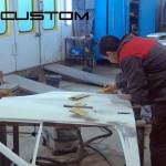 Локальный ремонт Mercedes-Benz Sprinter