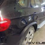 Лолкальный кузовной ремонт BMW X5_1