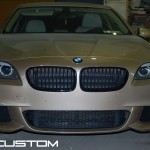 Покраска BMW F10