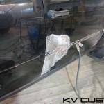 Локальный ремонт Dodge Nitro