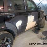 Локальный кузовной ремонт Dodge Nitro
