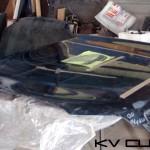 Изготовление Капот Toyota Land Cruiser Prado из стелкопластика
