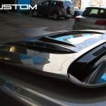 Изготовление Капот Toyota Land Cruiser Prado изстеклопластика