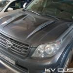 Изготовление Капот Toyota Land Cruiser Prado из стеклопластика