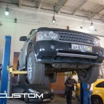 Ремонт АКПП Range Rover Supercharged