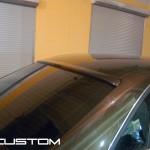 Установка обвеса на Audi A4