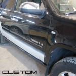 Локальная покраска Chevrolet Tahoe