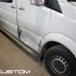 Кузовной ремонт Sprinter