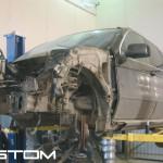 Кузовной ремонт BMW X5