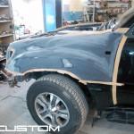 Покраска Lexus LX