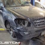 Кузовной ремонт Mecedes-Benz