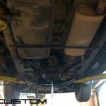 Замена АКПП Chevrolet TrailBlazer